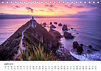 Neuseelands Leuchttürme (Tischkalender 2019 DIN A5 quer) - Produktdetailbild 6