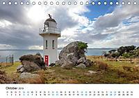 Neuseelands Leuchttürme (Tischkalender 2019 DIN A5 quer) - Produktdetailbild 10
