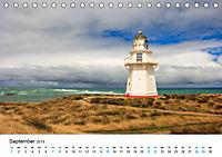 Neuseelands Leuchttürme (Tischkalender 2019 DIN A5 quer) - Produktdetailbild 9