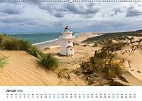Neuseelands Leuchttürme (Wandkalender 2019 DIN A2 quer) - Produktdetailbild 1