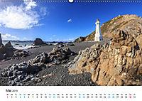 Neuseelands Leuchttürme (Wandkalender 2019 DIN A2 quer) - Produktdetailbild 5
