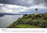 Neuseelands Leuchttürme (Wandkalender 2019 DIN A2 quer) - Produktdetailbild 4