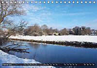 Neustadt am Rübenberge Natur in Stadtnähe (Tischkalender 2019 DIN A5 quer) - Produktdetailbild 2