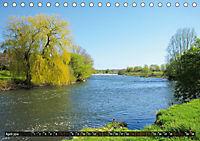 Neustadt am Rübenberge Natur in Stadtnähe (Tischkalender 2019 DIN A5 quer) - Produktdetailbild 4