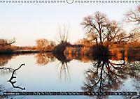Neustadt am Rübenberge Natur in Stadtnähe (Wandkalender 2019 DIN A3 quer) - Produktdetailbild 10
