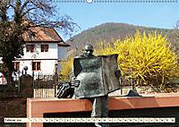 Neustadt an der Weinstraße Gastliche Stadt des Weines (Wandkalender 2019 DIN A2 quer) - Produktdetailbild 2