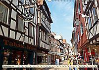 Neustadt an der Weinstraße Gastliche Stadt des Weines (Wandkalender 2019 DIN A2 quer) - Produktdetailbild 9