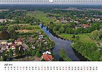 Neustadt-Glewe (Wandkalender 2019 DIN A3 quer) - Produktdetailbild 7
