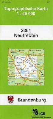 Neutrebbin 1 : 25 000