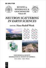 Neutron Scattering in Earth Sciences