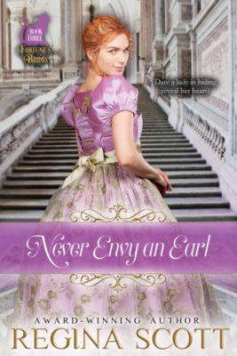 Never Envy an Earl, Regina Scott
