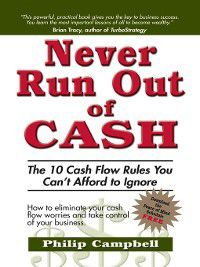 Never Run Out of Cash, Philip Campbell