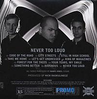 Never Too Loud - Produktdetailbild 1
