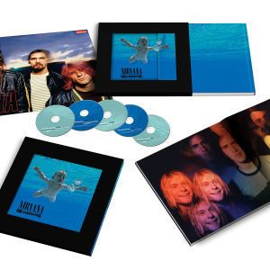 Nevermind (Remastered) Ltd.Super Deluxe Edition, Nirvana