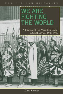 New African Histories: We Are Fighting the World, Gary Kynoch