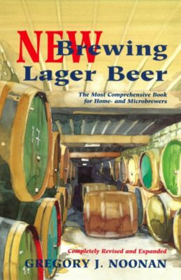 New Brewing Lager Beer, Gregory J. Noonan