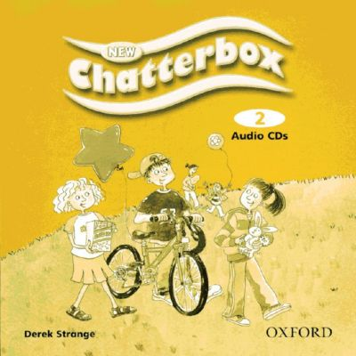 New Chatterbox: Pt.2 Class Audio-CDs