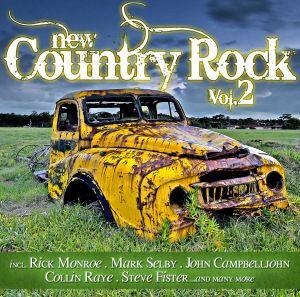 New Country Rock Vol.2, Diverse Interpreten
