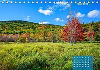 New England - Vielfalt einer Region (Tischkalender 2019 DIN A5 quer) - Produktdetailbild 3