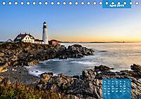 New England - Vielfalt einer Region (Tischkalender 2019 DIN A5 quer) - Produktdetailbild 4