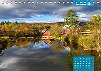 New England - Vielfalt einer Region (Tischkalender 2019 DIN A5 quer) - Produktdetailbild 11