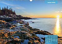 New England - Vielfalt einer Region (Wandkalender 2019 DIN A3 quer) - Produktdetailbild 1