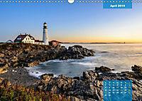 New England - Vielfalt einer Region (Wandkalender 2019 DIN A3 quer) - Produktdetailbild 4