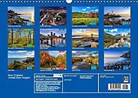 New England - Vielfalt einer Region (Wandkalender 2019 DIN A3 quer) - Produktdetailbild 13
