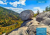 New England - Vielfalt einer Region (Wandkalender 2019 DIN A2 quer) - Produktdetailbild 8