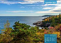New England - Vielfalt einer Region (Wandkalender 2019 DIN A2 quer) - Produktdetailbild 9