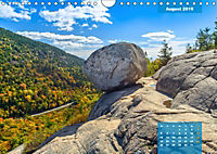 New England - Vielfalt einer Region (Wandkalender 2019 DIN A4 quer) - Produktdetailbild 8