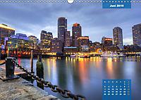 New England - Vielfalt einer Region (Wandkalender 2019 DIN A3 quer) - Produktdetailbild 6