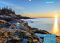 New England - Vielfalt einer Region (Wandkalender 2019 DIN A2 quer) - Produktdetailbild 1