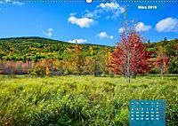 New England - Vielfalt einer Region (Wandkalender 2019 DIN A2 quer) - Produktdetailbild 3