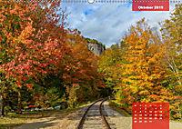 New England - Vielfalt einer Region (Wandkalender 2019 DIN A2 quer) - Produktdetailbild 10