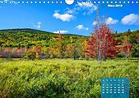 New England - Vielfalt einer Region (Wandkalender 2019 DIN A4 quer) - Produktdetailbild 3