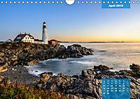 New England - Vielfalt einer Region (Wandkalender 2019 DIN A4 quer) - Produktdetailbild 4