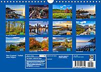 New England - Vielfalt einer Region (Wandkalender 2019 DIN A4 quer) - Produktdetailbild 13