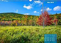 New England - Vielfalt einer Region (Wandkalender 2019 DIN A3 quer) - Produktdetailbild 3