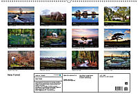 New Forest - England (Wandkalender 2019 DIN A2 quer) - Produktdetailbild 13