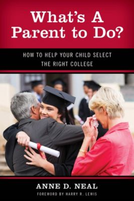New Frontiers in Education: What's A Parent to Do?, Anne D. Neal
