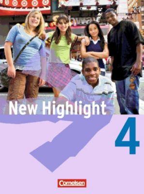 New Highlight, Hauptschule: Bd.4 8. Schuljahr, Schülerbuch
