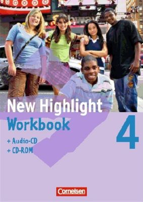 New Highlight, Hauptschule: Bd.4 8. Schuljahr, Workbook m. Audio-CD u. CD-ROM
