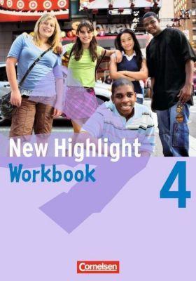 New Highlight, Hauptschule: Bd.4 8. Schuljahr, Workbook