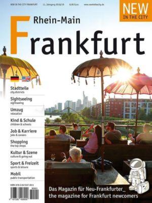New in the City Frankfurt/Rhein-Main 2018/19 -  pdf epub