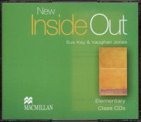New Inside Out, Elementary: 3 Audio-CDs