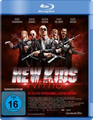 New Kids Nitro, Steffen Haars, Flip van der Kuil