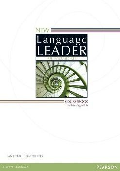 New Language Leader: Pre-Intermediate Coursebook with MyEnglishLab Pack, Louis Harrison, Gareth Rees, John Rogers, Ian Lebeau