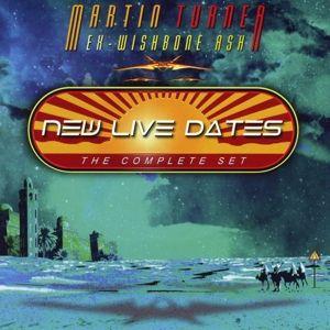 New Live Dates-The Complete Set (2cd), Martin Turner