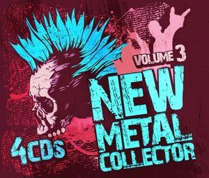 New Metal Collector Vol.3, Diverse Interpreten